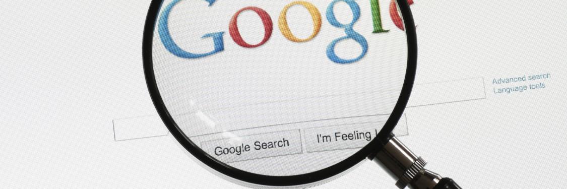 wyszukiwanie - Google SERP