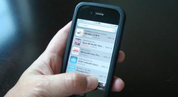 Aplikacje mobilne w wynikach wyszukiwania