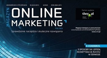 Online Marketing okładka