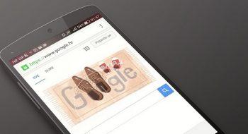 Google SERP Mobile