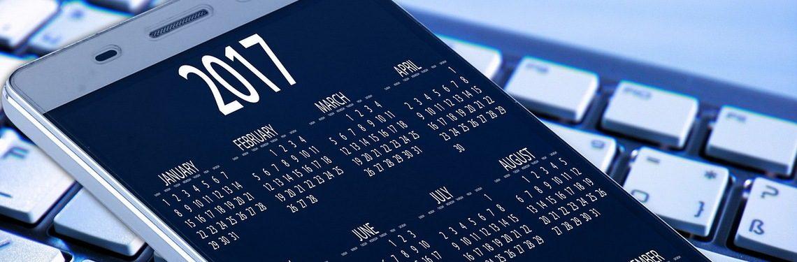 Daty w kalendarzu