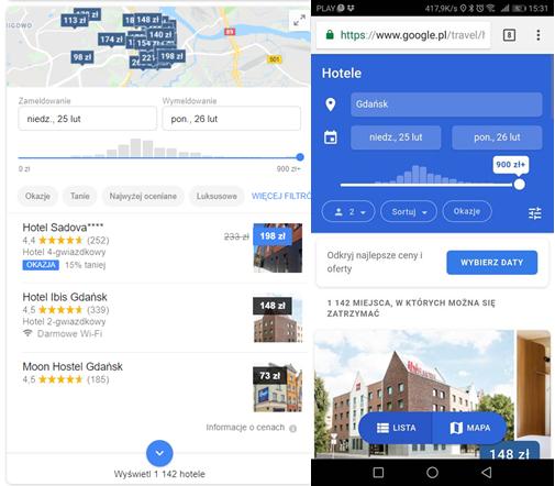 wyszukiwarka hoteli
