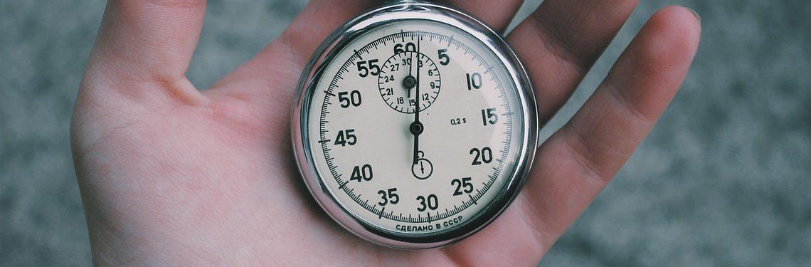 Stoper - mierzenie czasu