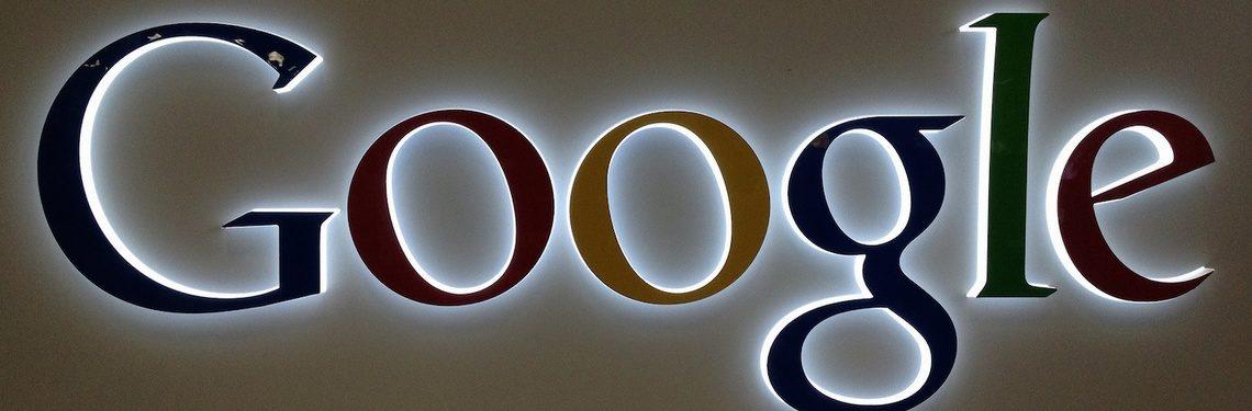 Google 2018 logo